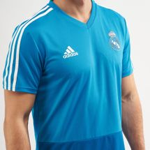 adidas Men's Real Madrid Training Jersey, 1461032