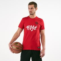 adidas Men's CNY D Rose Graphic T-Shirt