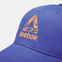 Reebok Kids' U Logo Cap (Younger Kids) - Blue, 1610960