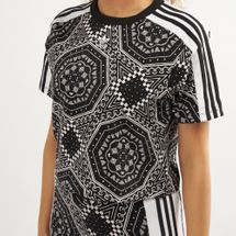 adidas Originals Women's Cropped T-Shirt, 1473332