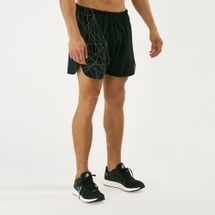 Reebok Men's Running Reflective Shorts