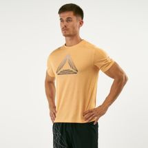 Reebok Men's Running Reflective Move T-Shirt