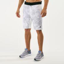 Reebok Men's Training Essentials Woven Knit Shorts