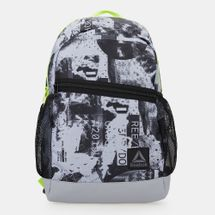 Reebok Style Active Foundation Graphic Backpack - Grey, 1604640