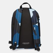 adidas Originals Classic Camouflage Backpack - Grey, 1596668