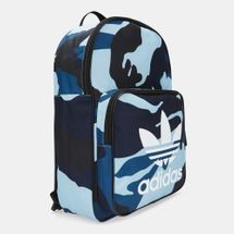 adidas Originals Classic Camouflage Backpack - Grey, 1596669