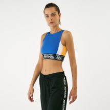 Reebok Women's WOR Meet You There Sports Bralette