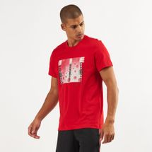 adidas Men's Harden Verb Graphic T-Shirt