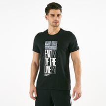 adidas Men's End Of The Line T-Shirt (Older Kids)