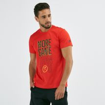adidas Men's More Game Than You T-Shirt