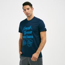 adidas Men's Fresh Threes T-Shirt