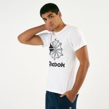 Reebok Classics Men's Big Logo T-Shirt