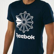 Reebok Classics Men's Big Logo T-Shirt, 1606180