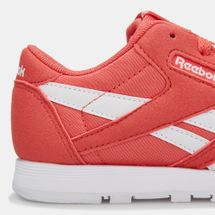 Reebok Kids' Classic Nylon Shoe (Younger Kids), 1613284