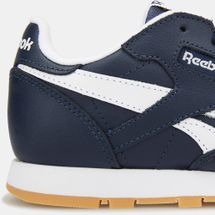 Reebok Kids' Classic Leather Shoe (Younger Kids), 1600997