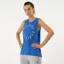 Reebok Women's Believe Muscle Tank Top