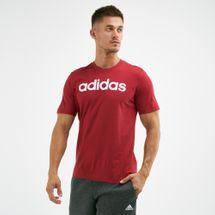 adidas Men's Essentials Linear Logo T-Shirt