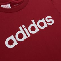 adidas Originals Kids' Essentials Linear Logo T-Shirt (Older Kids), 1858206