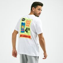 adidas Originals Men's Bodega Poster T-Shirt