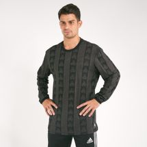 adidas Men's Hard Wired Tango Long Sleeves T-shirt