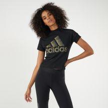 adidas Women's ID Glam T-Shirt