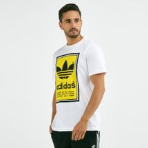 adidas Originals Men's Filled Label T-Shirt