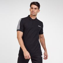 adidas Men's 3-Stripes Polo T-Shirt