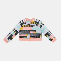 adidas Originals Kids' Cropped SST Track Jacket (Older Kids)