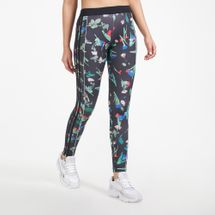 adidas Originals Women's Floral AOP Leggings