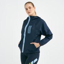 adidas Women's W.N.D. Parley Jacket