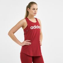 adidas Women's Essentials Linear Tank Top