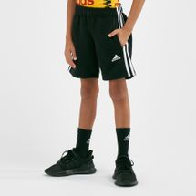 adidas Kids' Must Haves 3-Stripes Shorts (Older Kids)
