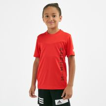 adidas Kids' Nemeziz Football Jersey (Younger Kids)