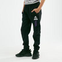 adidas Kids' x Disney Black Panther Sweatpants (Younger Kids)