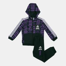 adidas Kids' x Disney Marvel Black Panther Jogger Set (Baby & Toddler)