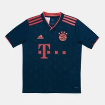 adidas Kids' FC Bayern Third Jersey T-Shirt - 2019/20 (Older Kids)