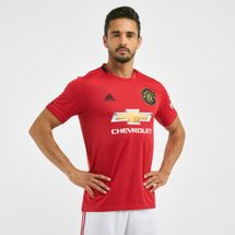adidas Men's Manchester United FC Home Football Jersey - 2019/20