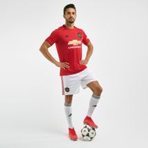 adidas Men's Manchester United FC Home Football Jersey - 2019/20, 1732787