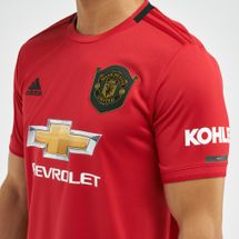 adidas Men's Manchester United FC Home Football Jersey - 2019/20, 1732788