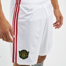 adidas Men's Manchester United Home Shorts - 2019/20, 1732756