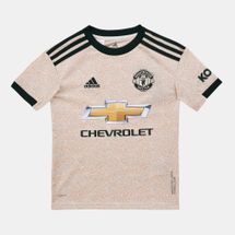 adidas Kids' Manchester United Away Jersey - 2019/20 (Older Kids)