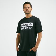 adidas Originals Men's R.Y.V. Logo T-Shirt