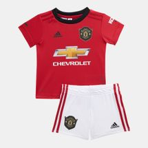 adidas Kids' FC Manchester United Set (Baby and Toddler) - 2019/20