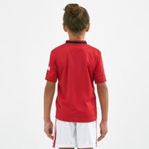 adidas Kids' Manchester United Home Jersey - 2019/20, 1742722