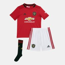 adidas Kids' Manchester United Home Mini Kit (Younger Kids)