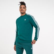 adidas Men's 3-Stripes Sweatshirt