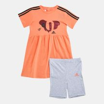 adidas Kids' Summer Set (Younger Kids)