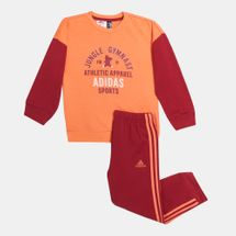 adidas Kids' Graphic Jogger Set (Baby and Toddler)