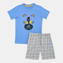 adidas Kids' Summer Set (Baby and Toddler)