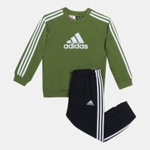adidas Kids' Icon Jogger Set (Baby and Toddler)